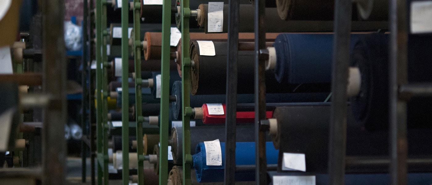 Social tailor waxed cotton