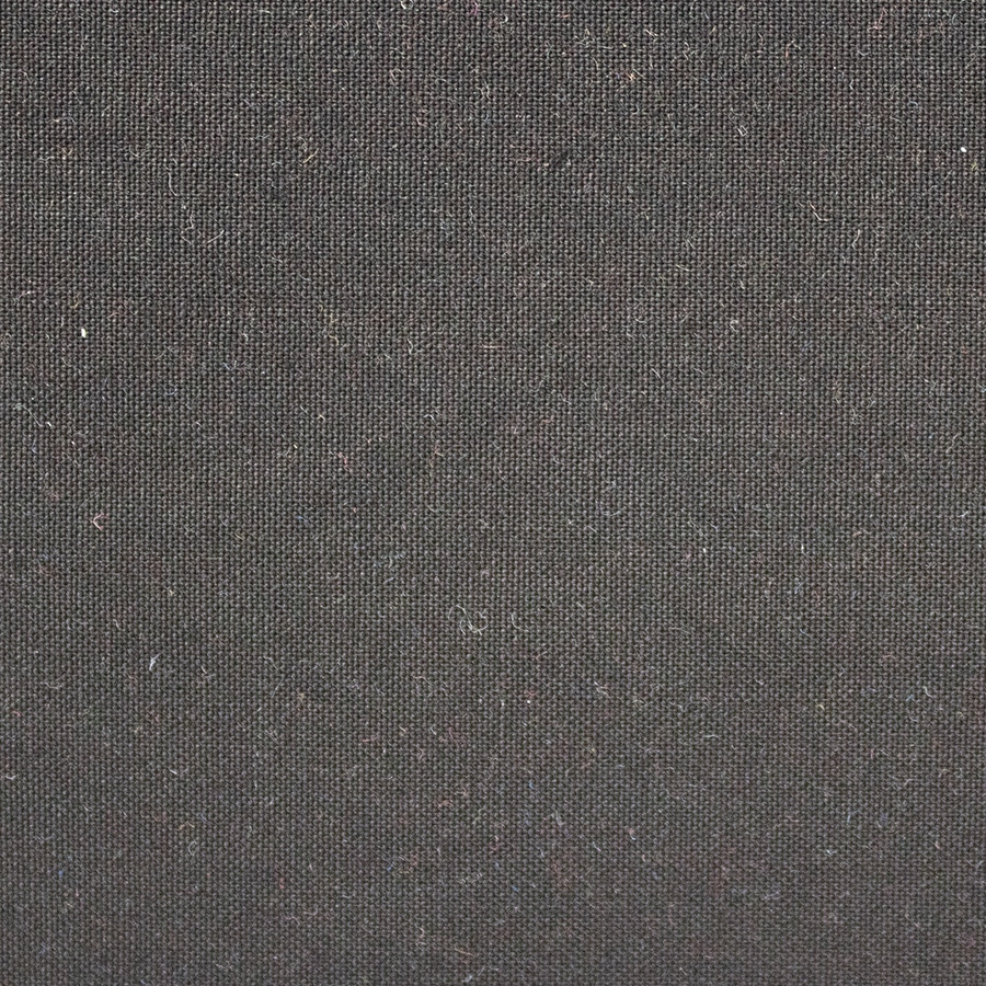 P140 Cruz Black 61761 waxed cotton textile for waxed jackets, apparel and accessories
