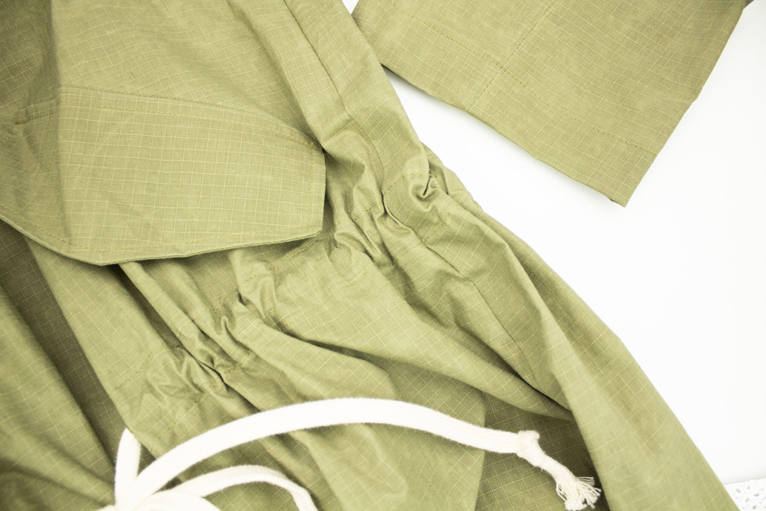 R105 Nebula Dusky green waxed workwear AW21