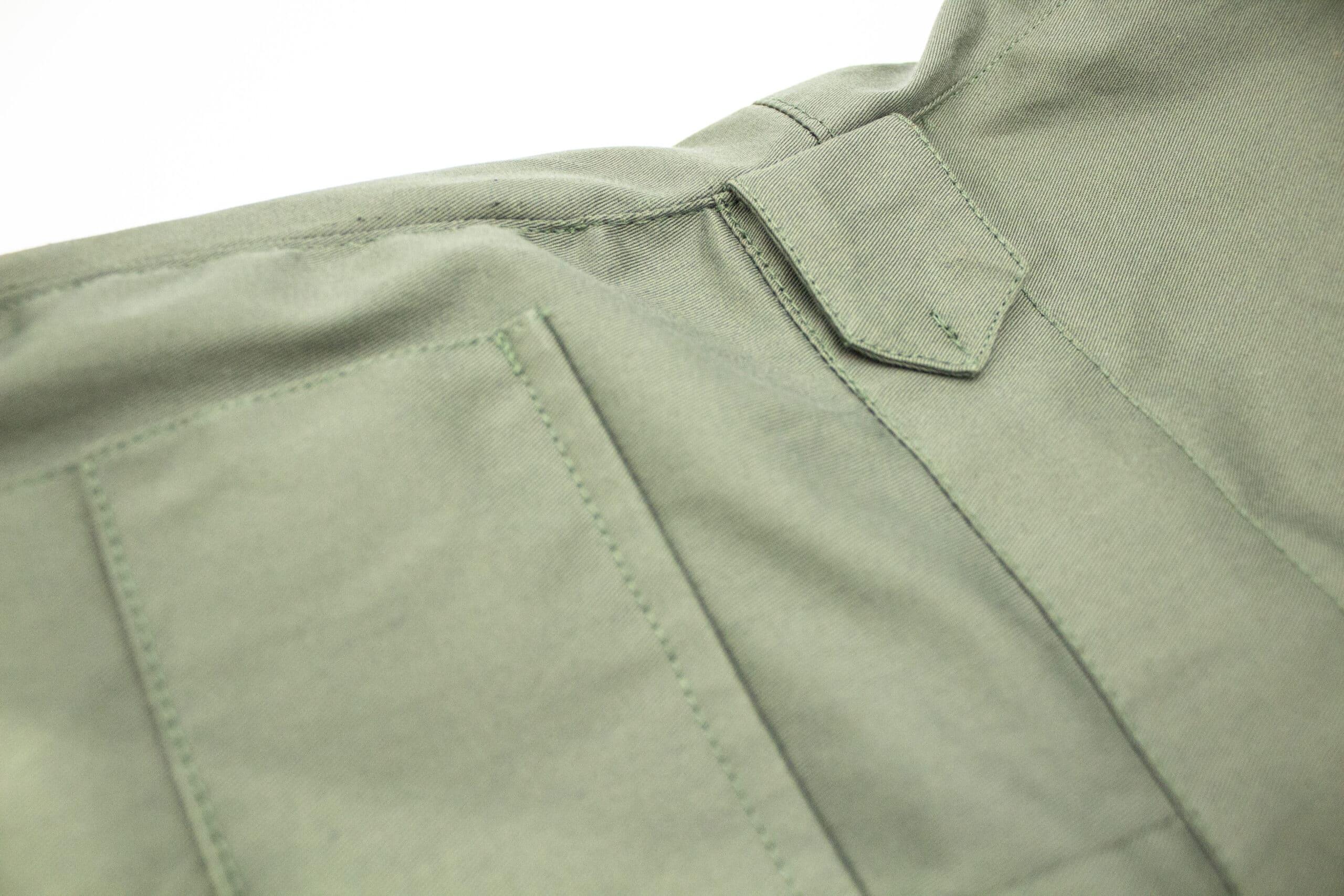 TW200 Newport waxed coat